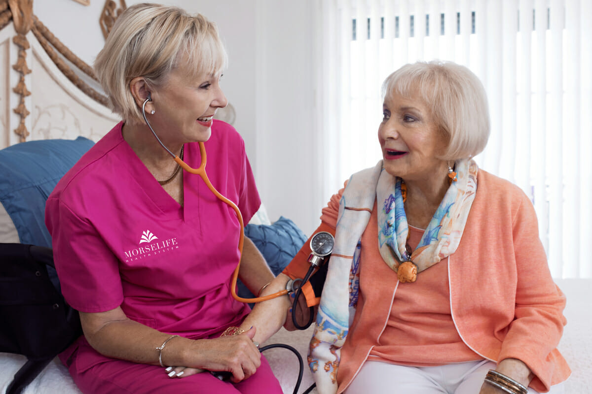 MorseLife Home Health Care, MorseLife Assisted Living, Independent Senior Living