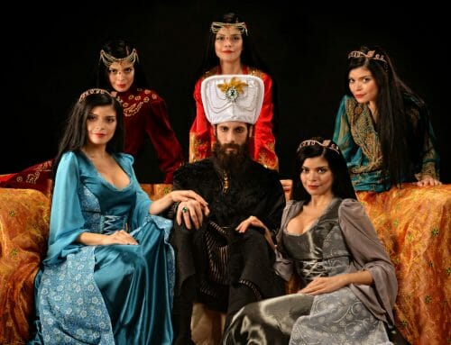 Night of The Sultan