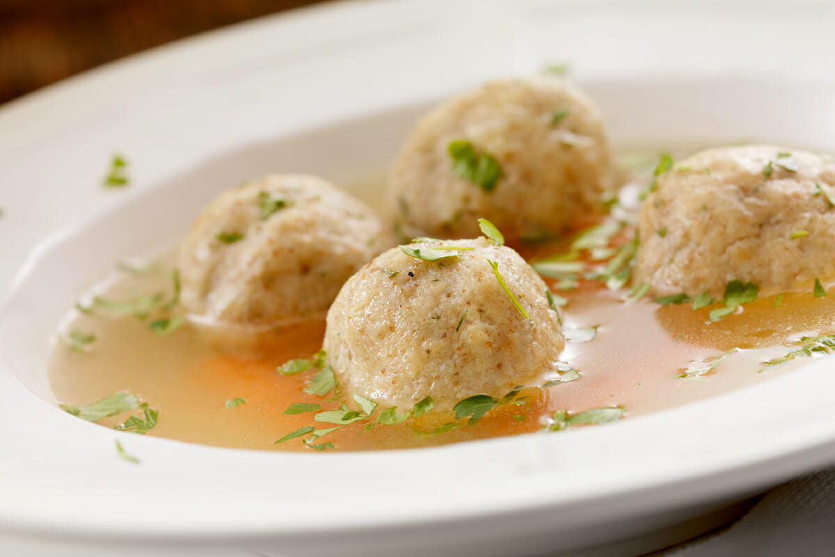 Passover Matzo Ball Soup, Jewish Holidays, The Tradition at MorseLife