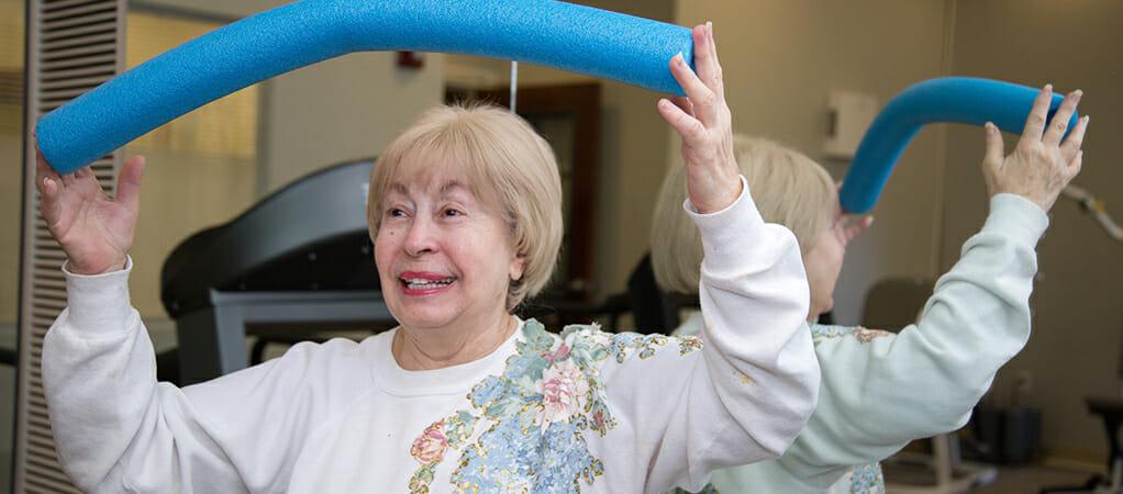 MorseLife, Wellness, Excercise, Health, Senior health and wellness