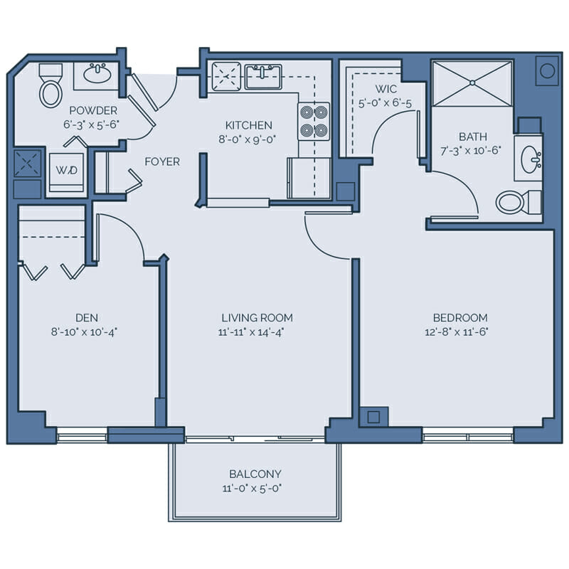 Tradition Floor Plans - MorseLife Health System