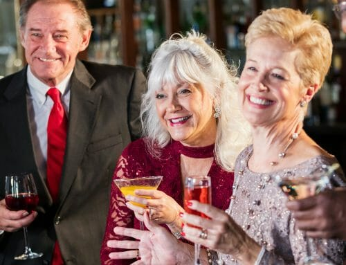 CHEERS!  The Levin Palace Celebrates Friendship and Fun With a New Signature Cocktail