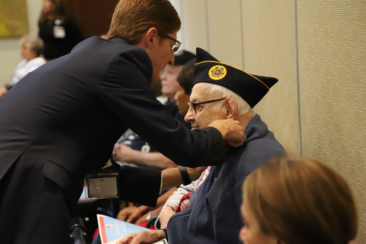 MorseLife, All-Inclusive Assisted Living, World War II Veterans, More Freedom, Senior Care