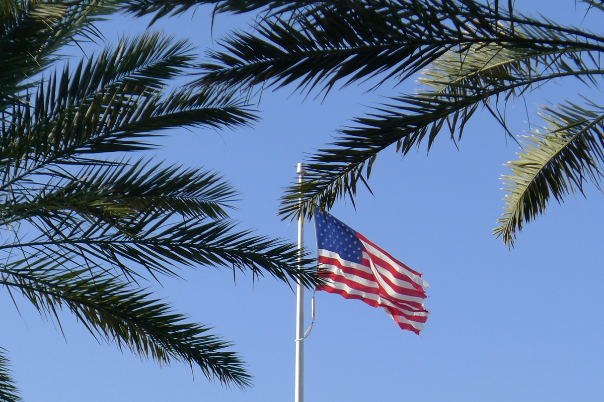 5/27/20 MorseLife Health System, West Palm Beach Florida, Senior Living, Honoring Veterans