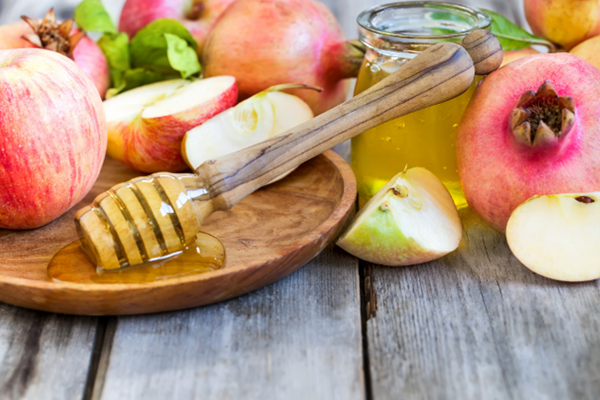 9/14/20 MorseLife Rosh Hashana, Healthy Recipe, Jewish Living, Senior Living, Jewish New Year