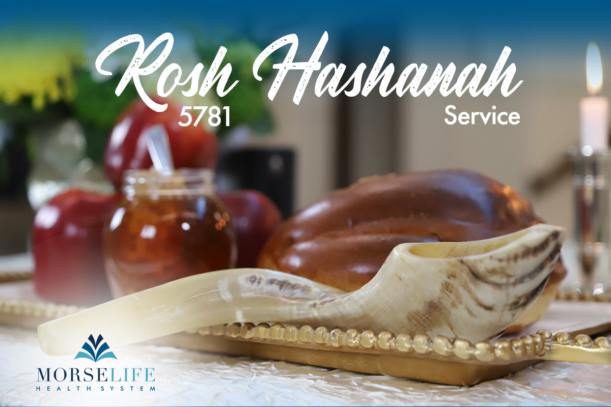 MorseLife Virtual Rosh Hashanah Service, Jewish, Facebook