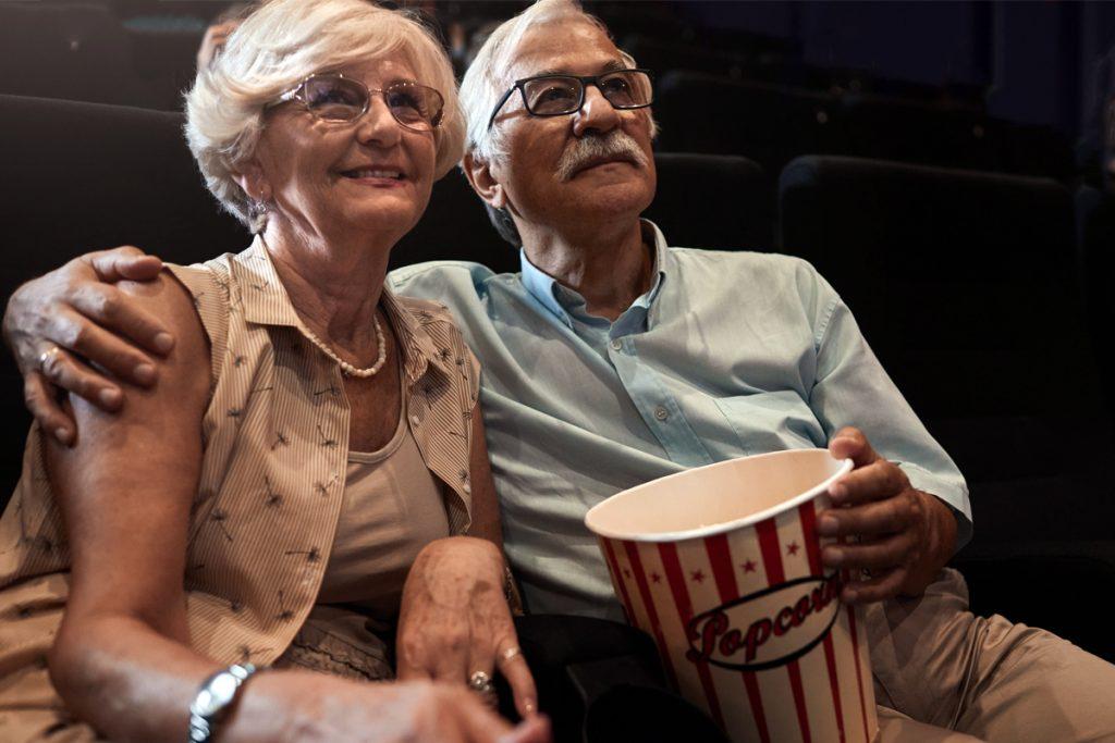 10/20/20 MorseLife Donald M. Ephraim Jewish Film Festival Palm Beach Florida Senior Living