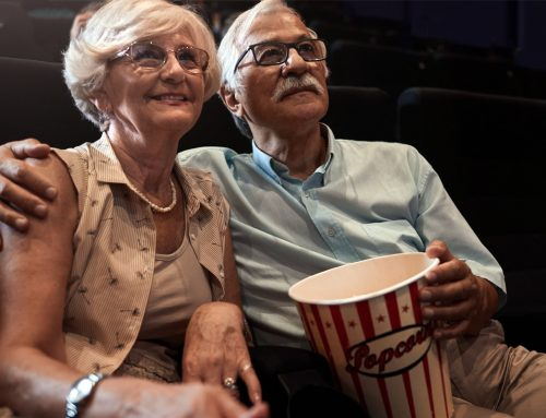 MorseLife Residents Enjoy Donald M. Ephraim Jewish Film Festival Series at Home