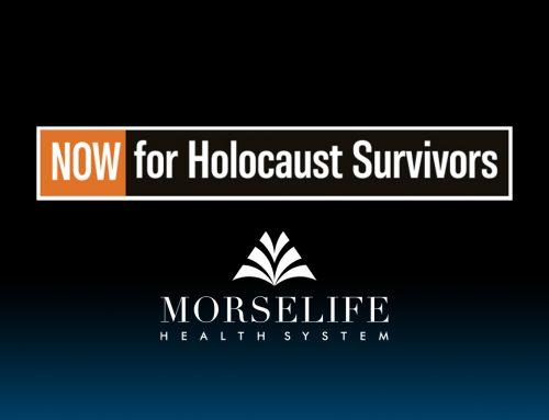 NOW for Holocaust Survivors Impact