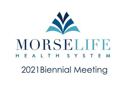 MorseLife Biennial Meeting 2021